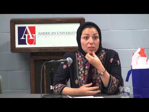 4/5/16 Women's Rights & Political Participation in Afghanistan