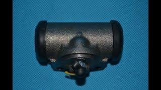 замена заднего тормозного цилиндра ваз 2108 2110 2115