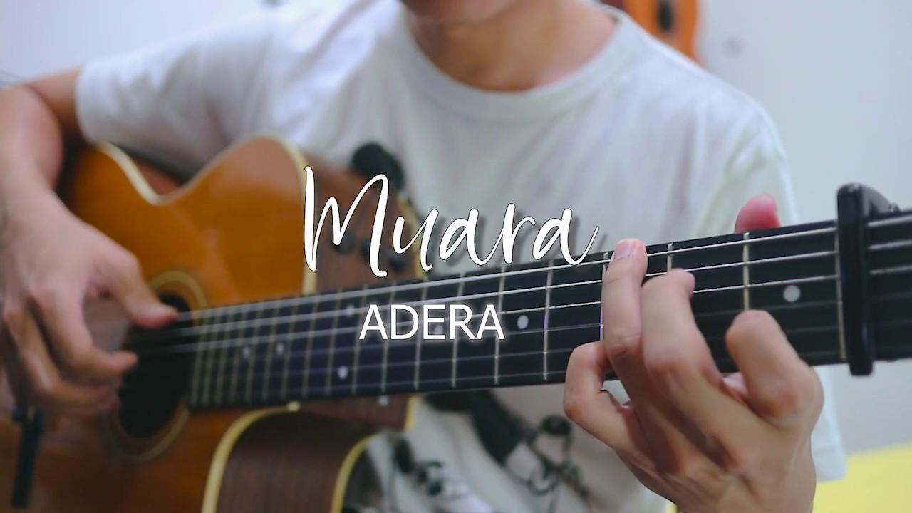 Muara - Adera | Guitar Cover by Yoseph Hermanto