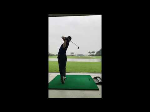 New Golf Swing for Advanced Long Game Improvement – in slow motion