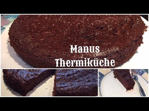 Thermomix® TM 5 Schoko- Klitschkuchen