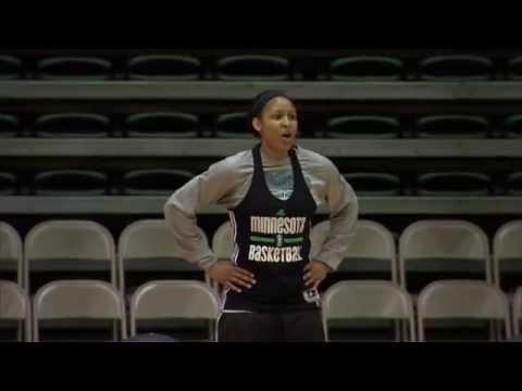 WNBA Chalkboard: Maya Moore