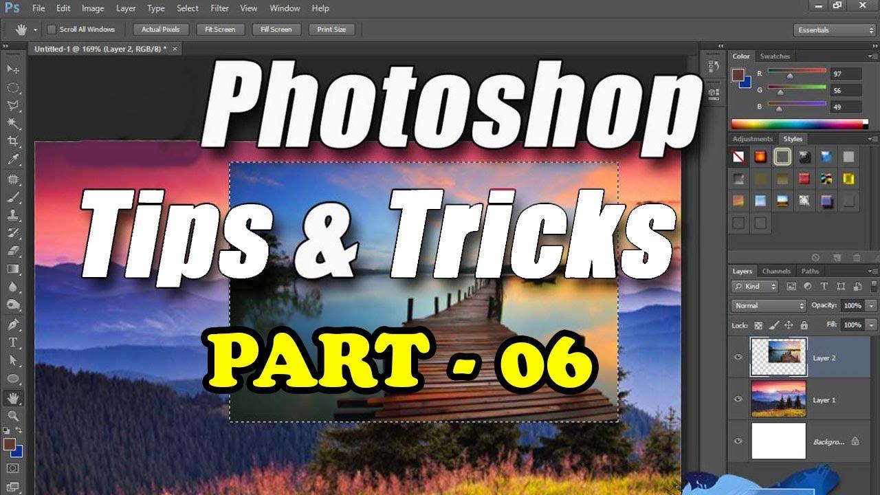 essay on photoshop