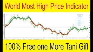 World most high Price Indicator | Best MT4 Forex Indicators 2019 Tani gift tutorial in Hindi & Urdu
