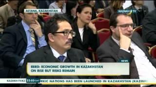 EBRD: economic growth in Kazakhstan on rise but risks remain