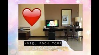 Hotel Room Tour (Taal Vista Hotel Tagaytay)  •vlog 45*