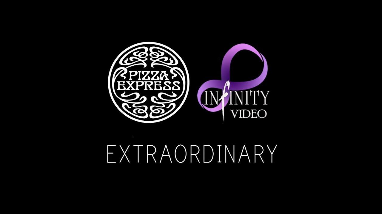 Pizza Express Kendal Extraordinary Infinity Video