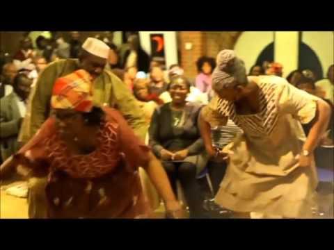 Krio Gumbe Dance