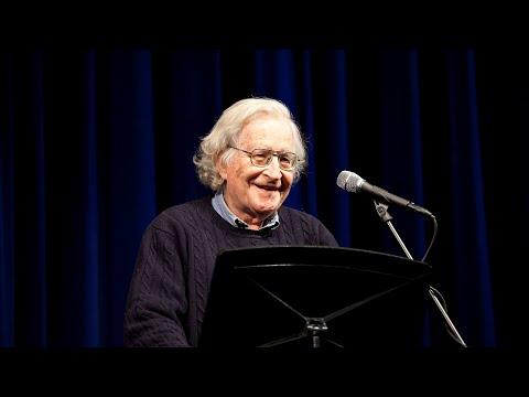 Noam Chomsky - Arab Spring, American Winter