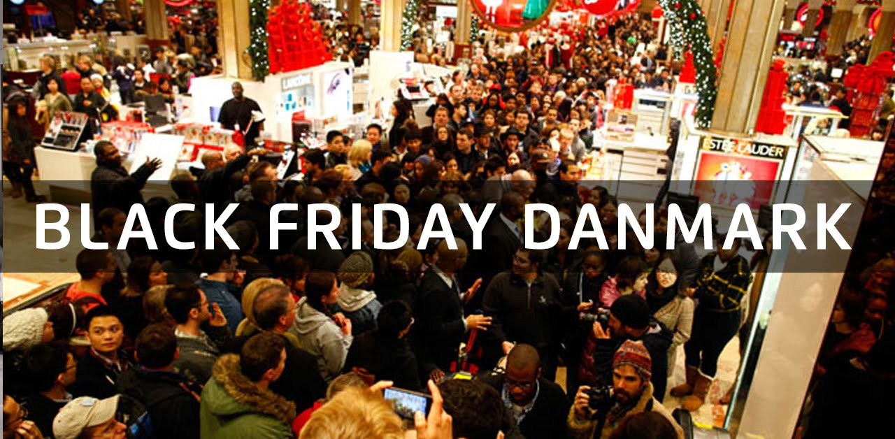 black friday in denmark