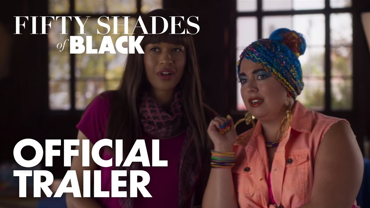 Fifty Shades of Black - Uncensored Trailer [User Submitted]