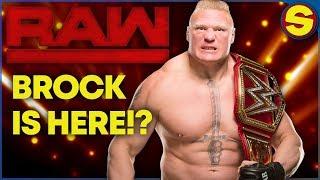 🔴 WWE RAW LIVE HANGOUT SHOW! 🔴