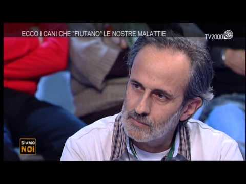 """""""Siamo noi"""" - Aldo La Spina, vicepresidente di Medical Detection Dogs Italia"""