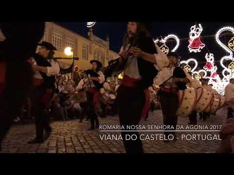 Romaria Nossa Senhora da Agonia - Viana do Castelo, Portugal