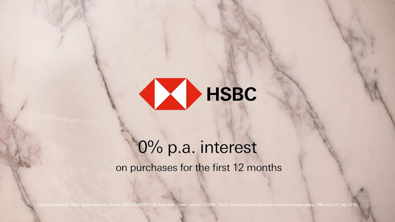 Get more freedom with an HSBC Platinum Credit Card