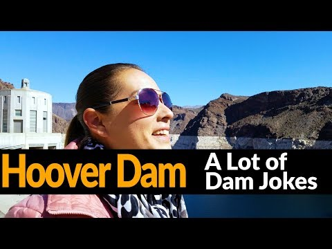 Motorhome RV Living | Hiking To Hoover Dam & The Gold Strike Hot Springs Trail