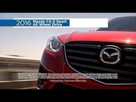 John Kennedy Mazda April Mazda CX 5 fer