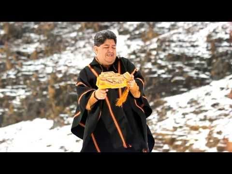 Yuri Ortuño - ORO Y PLATA CHACALTAYA - Morenada Chacaltaya 2014