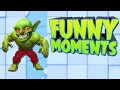 Funny Moments & Glitches & Fails | Clash Royale Montage #8