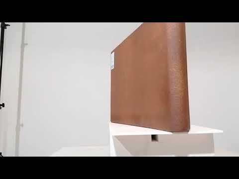 Gradino rosso effetto cotto ALB-TECA 25 x 33 cm. - N. prodotto: 84251