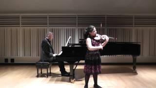 Concerto in E-Minor Opus 64 - Felix Mendelssohn (Allegro, molto appassionato)