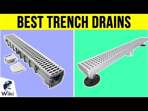 10 Best Trench Drains 2019