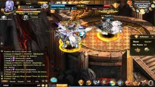 Legend Online Campo de Batalla Nvl 71-75 (El intruso) Kirito