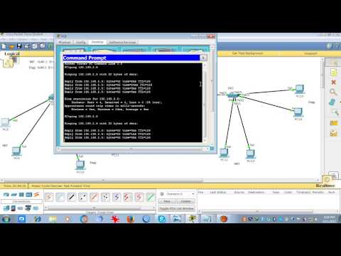 VLAN configuration step by step