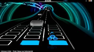Audiosurf - Chain Hang Low Instrumental