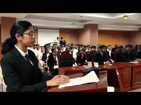 Amity Law School at Amity University jaipur
