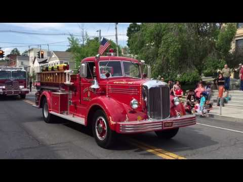 2016 Catskill NY Memorial Day Parade