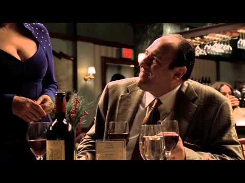 The Sopranos  Charmaine makes a joke about FBI
