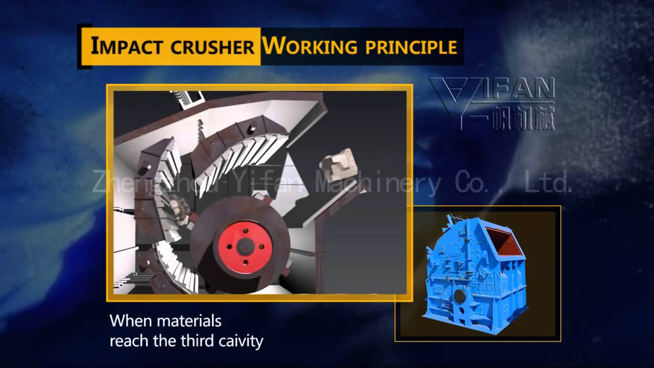 how does the impact crusher work That work • innovative solutions: incorporating input from customers and utilizing  modern  telsmith primary andreas impact crushers are versatile and can be.