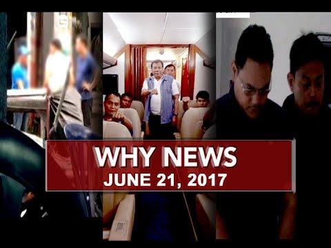 UNTV: Why News (June 21, 2017)