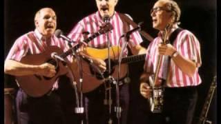 The Kingston Trio - Tom Dooley トム・ドゥリー - キングストン・トリオ
