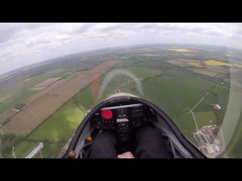 Flying without Air Speed Indicator