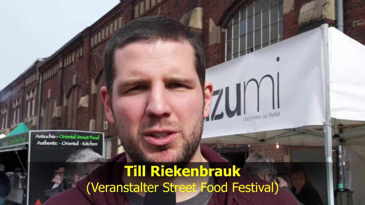 street food festival in dinslaken zeche lohberg youtube. Black Bedroom Furniture Sets. Home Design Ideas