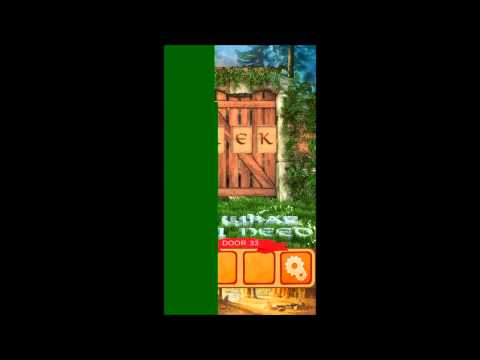 100 Doors World of History Level 33 - Walkthrough