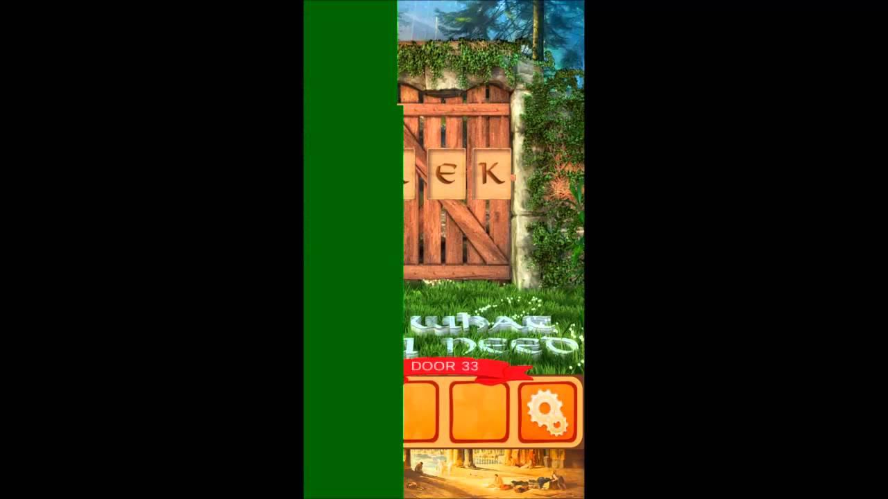 100 Doors World of History Level 33 - Walkthrough  sc 1 st  YouTube & 100 Doors World of History Level 33 - Walkthrough - YouTube