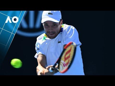 Bautista Agut v Ferrer match highlights (3R) | Australian Open 2017