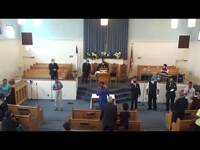 South Calvary MBC Sunday Morning Worship - September 5, 2021