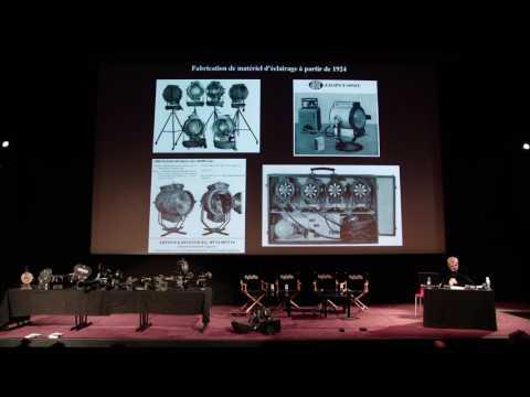 ARRI history at the Cinémathèque Française: part 1