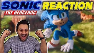 Sonic Movie - New Official Trailer - Reaction & Analysis