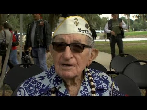 George Kondas, the Pearl Harbor attack survivor