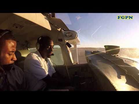 Multi Camera View HD: Jamaican & Haitian Pilot's | Touch & Goes