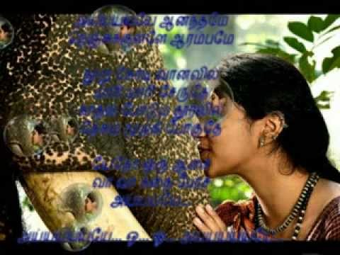 Ayayayoo Aananthamey With Tamil Lyrics