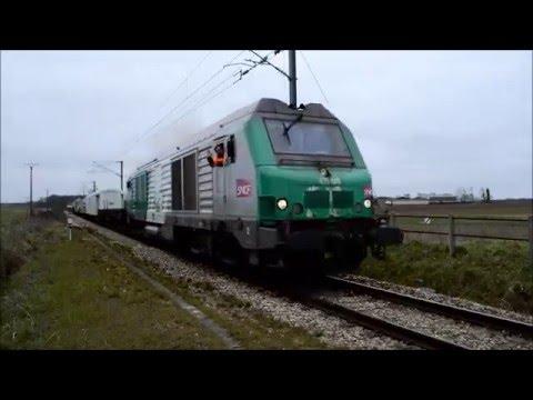 BB 75449 Buchy-Montérolier/Motteville Convoi Exceptionnel