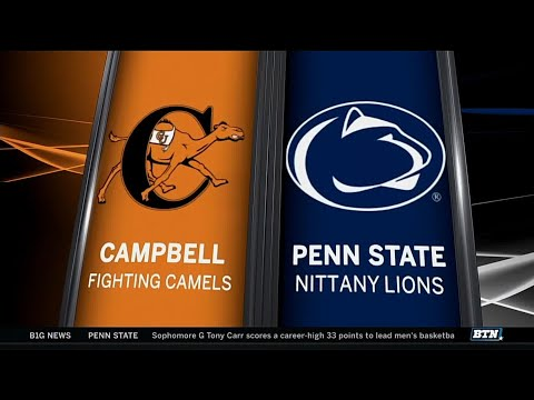 Campbell at Penn State - Men