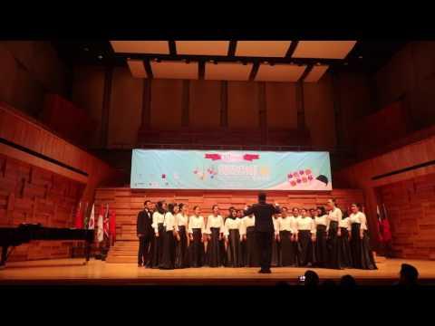 ORIENTALE CONCENTUS 10th 2017 - TRILOGI CHOIR NEGROS FANTASMAS