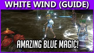 Let's Play Final Fantasy 10-2   How To Get White Wind In Chapter One!   AWESOME HEALING SKILL!